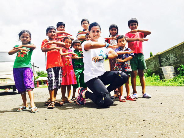 3800kms, 260 days on-foot across INDIA to fight violence against women
