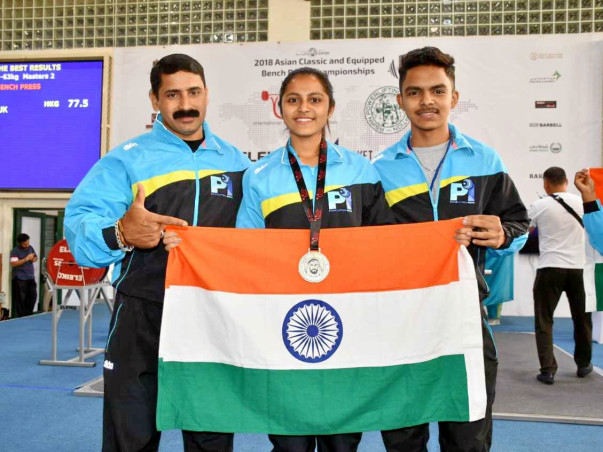 Your help towards Asian medalist venizea Carlo will make India triumph