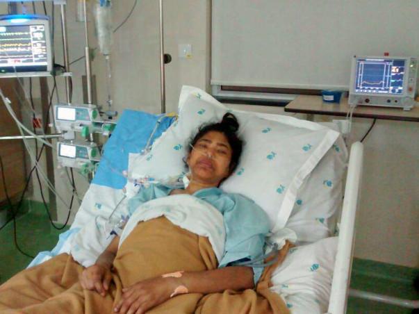 Help Rehana undergo a heart transplant