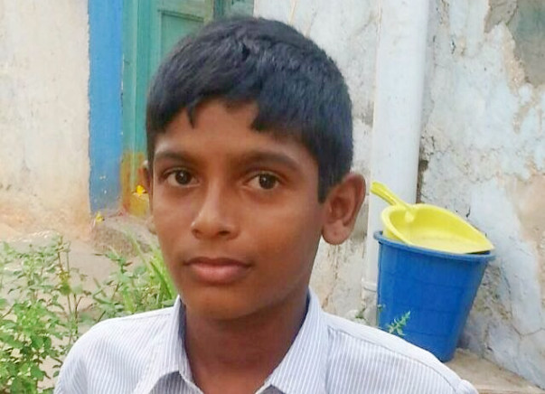 15 Yr old Punith From Bangalore Needs Cancer Treatment