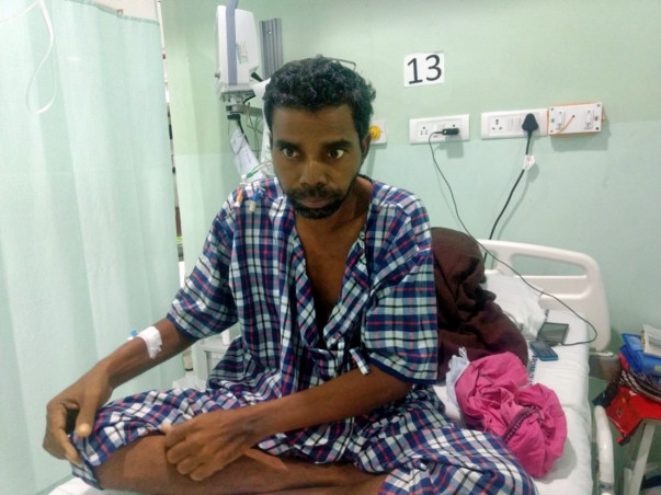 Help Brother Brahmananda Fight Blood Cancer