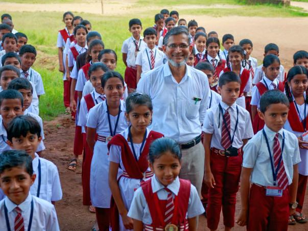 Support Pakruddin To Run His Free School