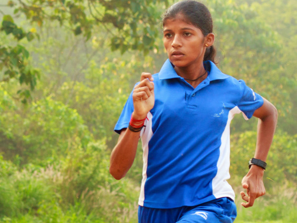 Help This Promising Athlete Make a Name for India