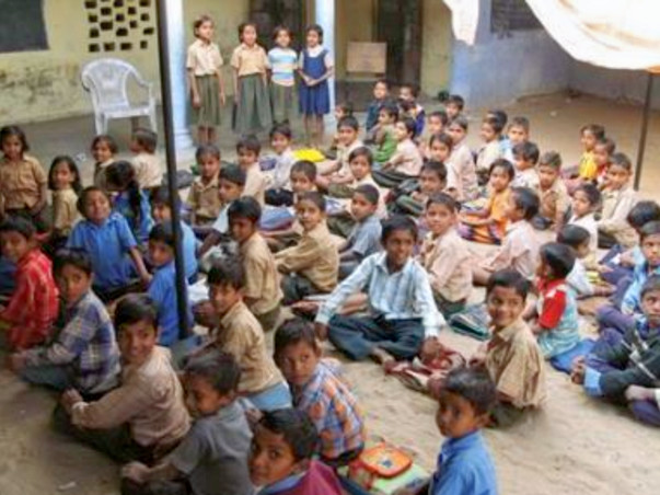 To Build a Library For Education of Poor Students in a Village