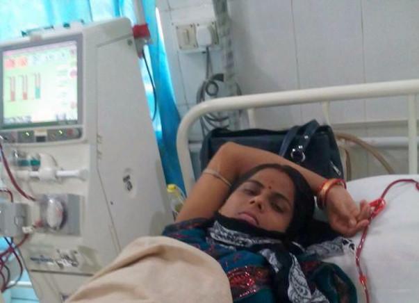 Help Tapaswini undergo a kidney transplant