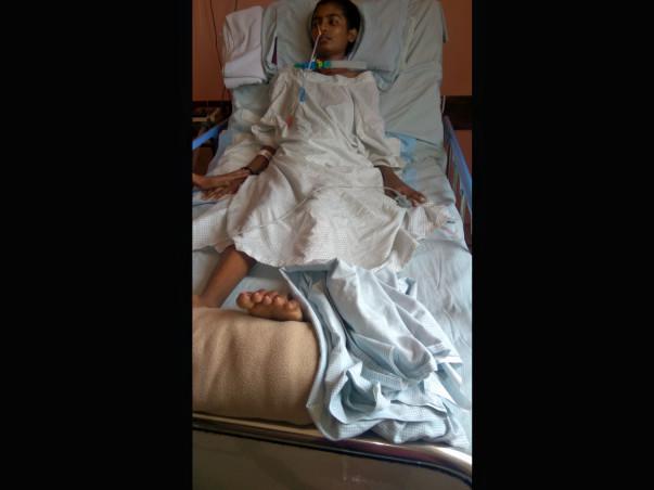 Help Meghana Fight Guillain-Barre Syndrome