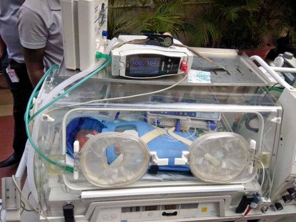 Please Save A Premature Baby, Now Struggling For Life In ICU!
