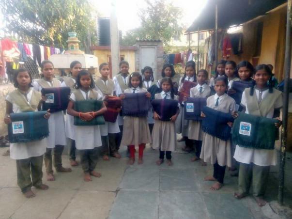 Support for Tribal Girl Education Program