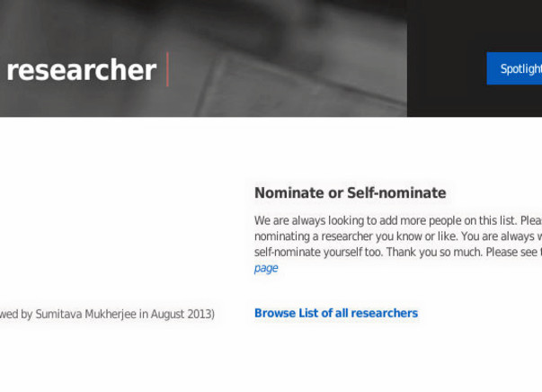Help build a free webresource for spreading research about mind