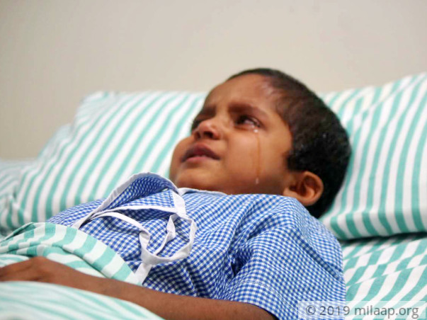 Daily Wagers Can't Save Their 5-Year-Old From Aggressive Blood Cancer