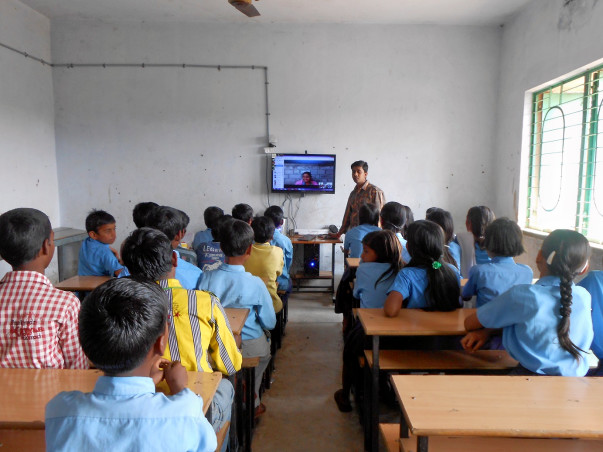 I am fundraising to providing quality education to the children of Rural India by Teaching Online