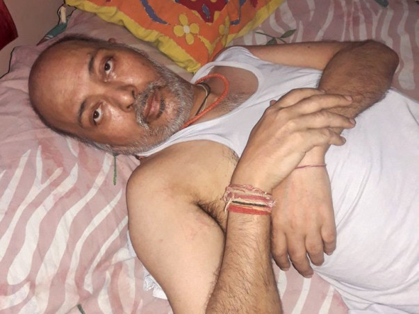 Help Vinod Kumar Fight Brain Tumor.