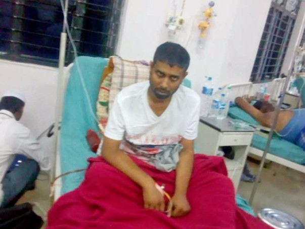 Help Yousuf Get Treated for His Heart Problem