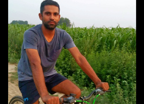 Help Vikas to cycle through 29 states of India.
