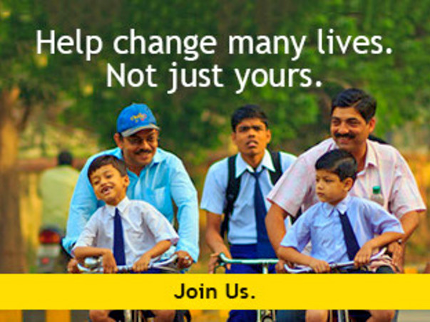 Helping The Future of INDIA, Child empowerment !