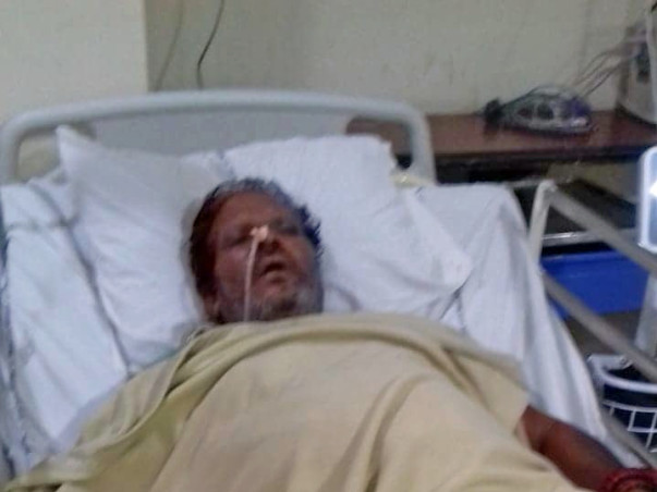 Help My Father For Liver Operation