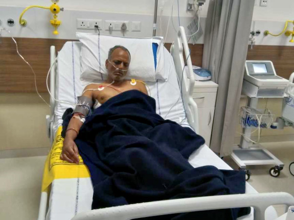 Help Chalapathi Rao Get A Liver Transplant