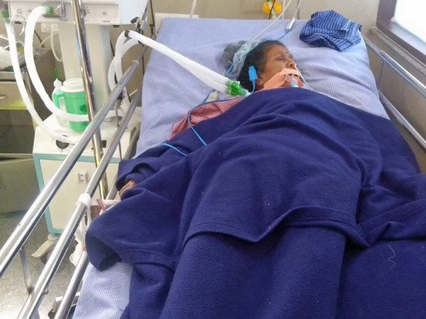 #save Malati Dying From Brain Hemorrhage-immediate Help Needed