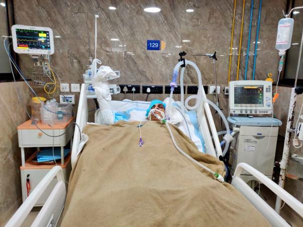 Help My Mother Fight Brain Hemorrhage