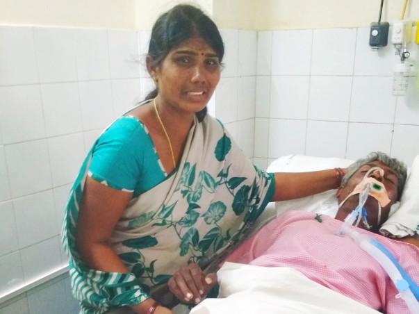 Help Janardhan (Farmer) Recover From A Severe Brain Stroke