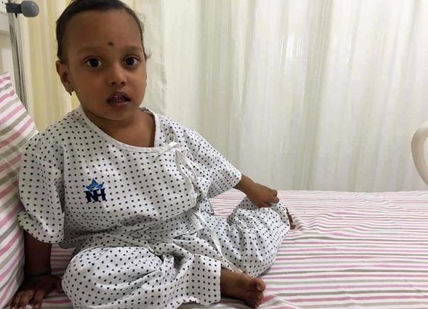 Help Pratyush undergo a bone marrow transplant