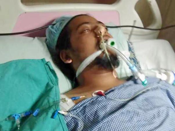 Help Vickram recover from Multiple Organ Infirmities