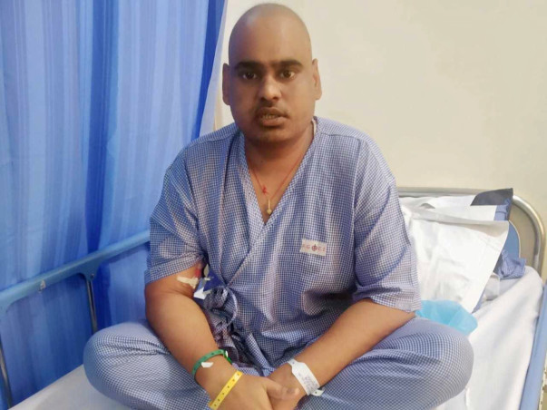 Help Devendra Undergo Bone Marrow Transplant