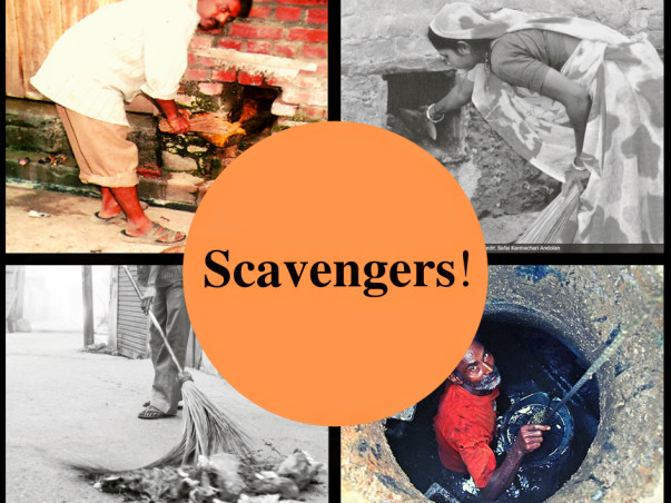 Unleashing The Potential Of Scavenger Community Through Leadership