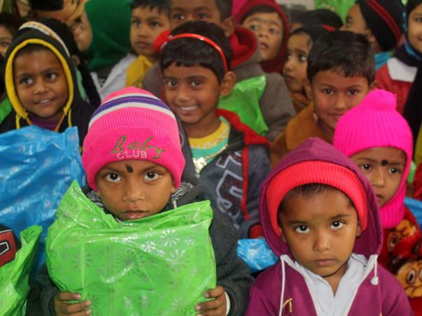 Provide Educational Support For Underprivileged Children