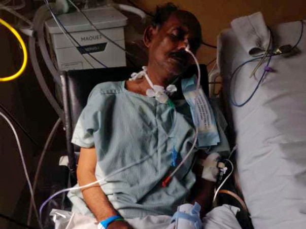 Help my father Soman Recover From Fatal Spinal cord infections