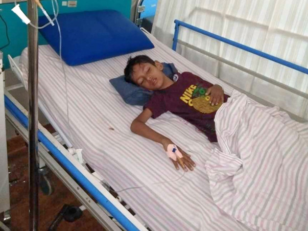 9-Year-Old  Has Completely Stopped Eating Due To Severe Blood Disease