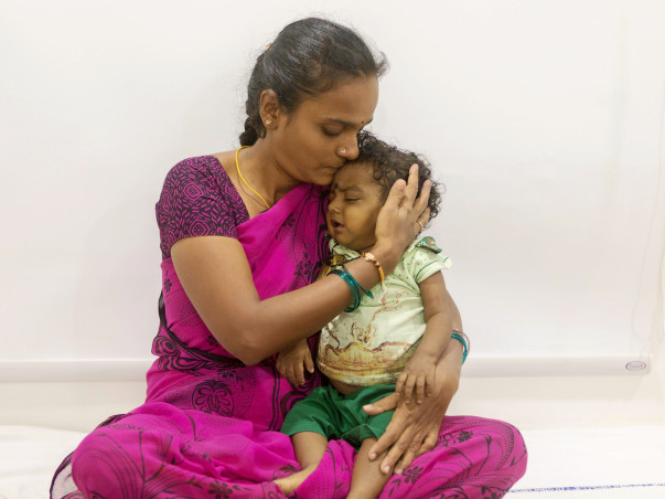 Save This 1-Year-Old From Painful Liver Failure