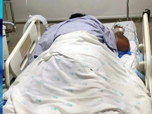 Help Harshith fight Pneumonia