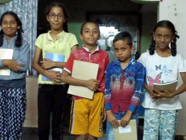 Help us to raise Underprivileged children