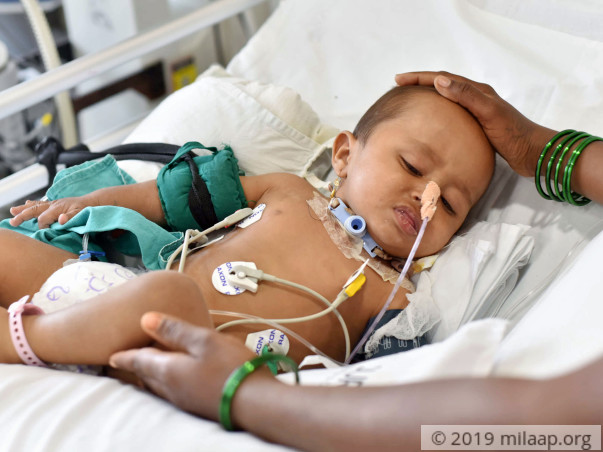 Tejas Kute needs your help to undergo his treatment