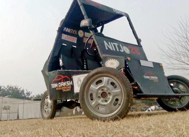 Support Team Daksh Build An Electric Car