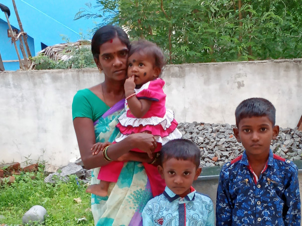 Help Dhanalakshmi Help From Cardiac Problem