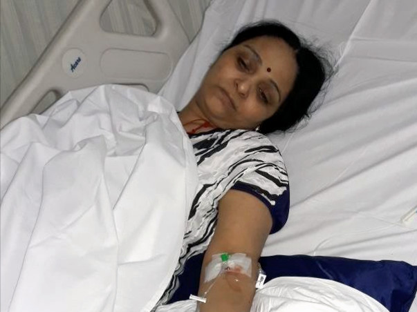 Help Sujatha Afford Treatment For Bone Marrow Cancer