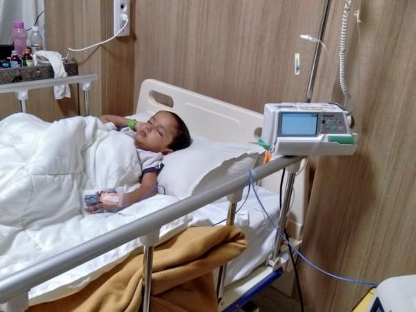 Help 3-Year-Old Adhish Shetty  Fight  Blood Cancer