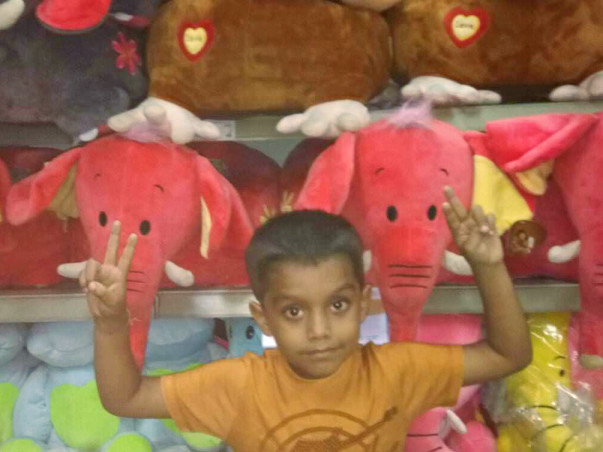 Give Krishna A Second Life By Helping Him Battle Against Thalassemia