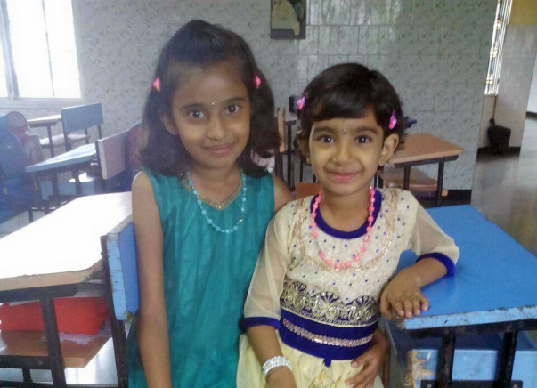 With your support this homeless widow can educate her daughters