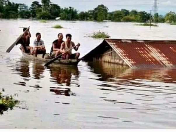 Donate for Assam Flood Victims - Fundraiser - Relief & Rehabilitation