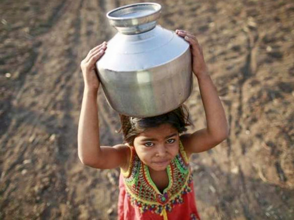 HELP DROUGHT AFFECTED PEOPLES TO RISE FROM STRUGGLE