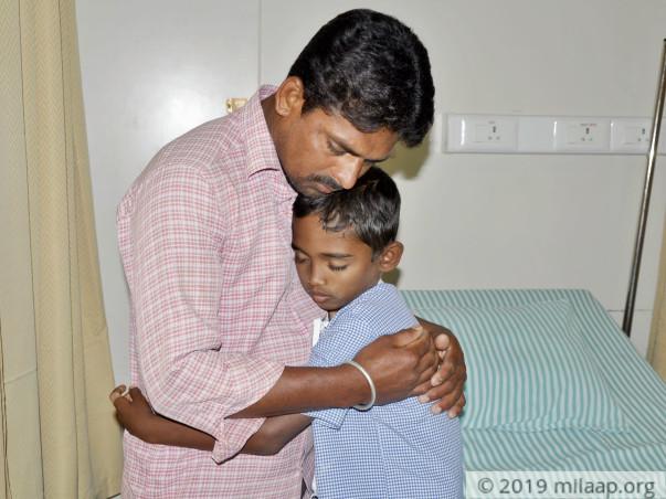 Help Chetan to undergo Bone Marrow Transplant