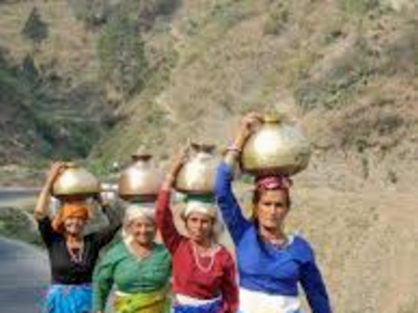 I am fund raising to revive the drying water sources of our maternal village