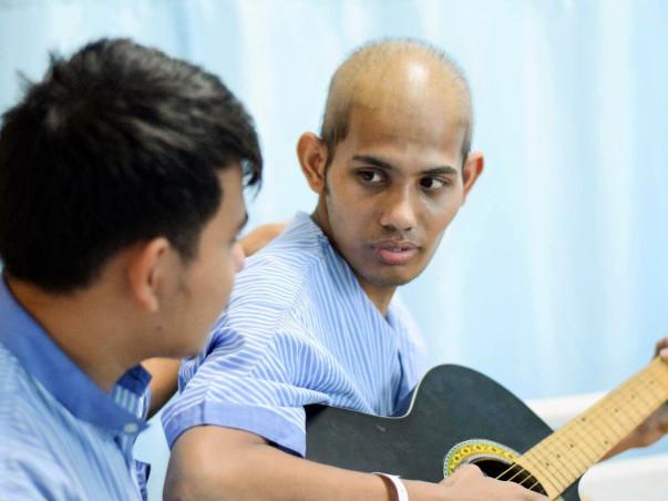 Dipesh Sarki needs your help to undergo his treatment