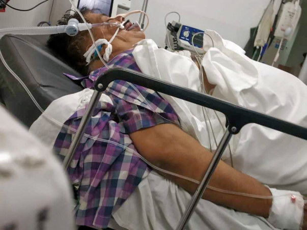 Help Shyam Recover From A Brain Haemorrhage