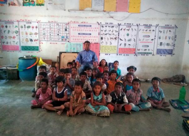 Help My Government School Children