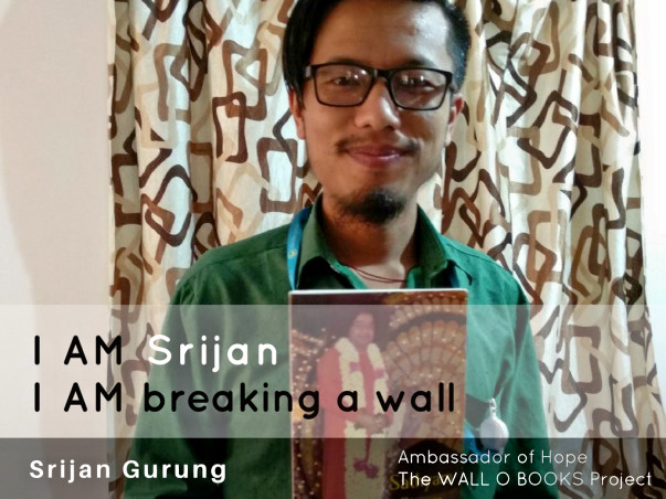 Join Srijan to bring hope to 1 Million Kids in India