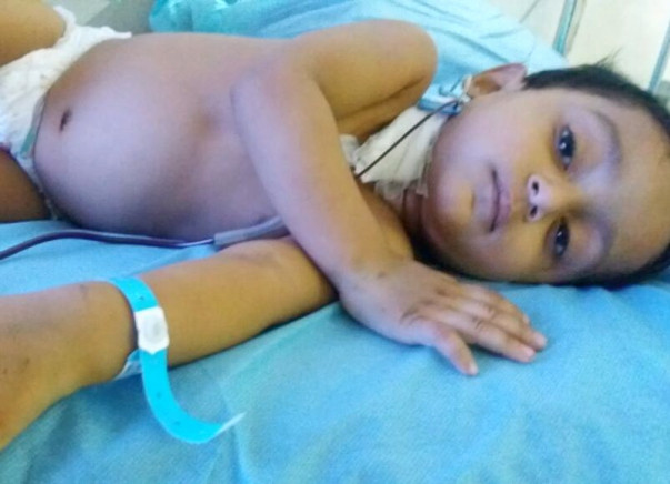 Help 1 Year Old Baby Prakrith Fight High Risk Blood Cancer